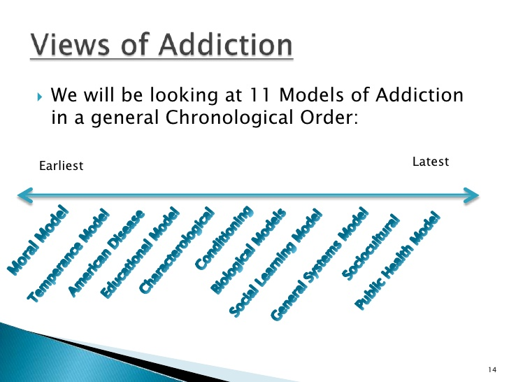Models of Addiction and Current Treatment